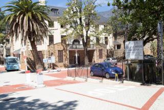 UCT English Language Centre Building - Hiddingh Campus