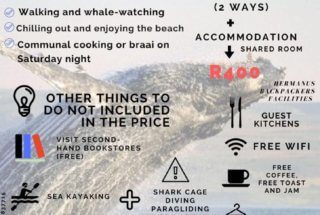Hermanus Weekend Whale watching Trip