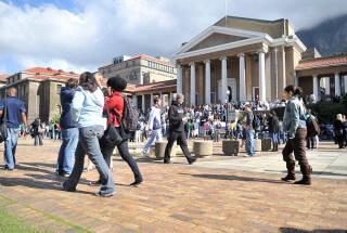 UCT Upper Campus