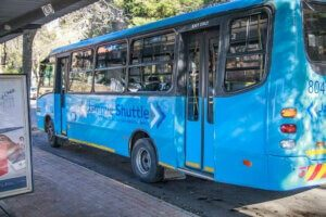 UCT Free Bus Service Jammie Shuttle