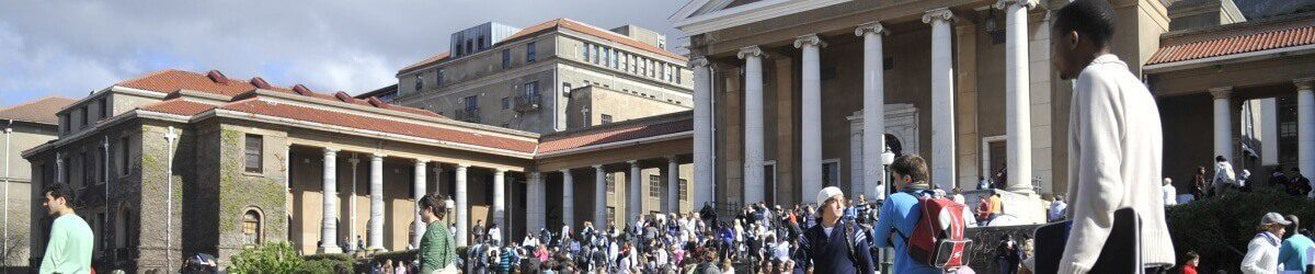 UCT upper campus