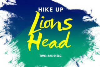 Hike Lion's Head