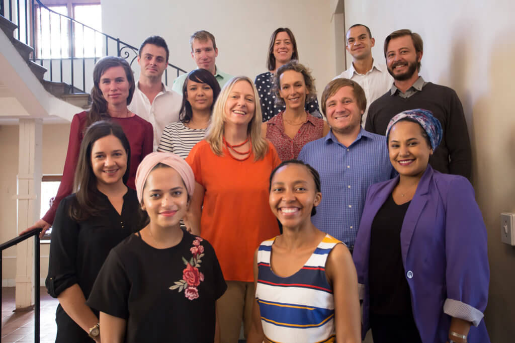 UCT English Language Centre | Staff Members