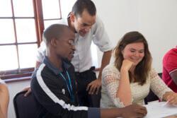 UCT English Language Centre   Teacher Alex