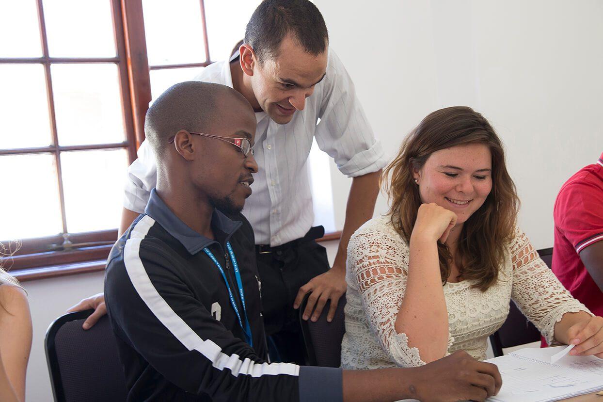 UCT English Language Centre | Teacher Alex