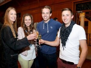 ELC Students, Camille Beaufort (FR), Mariana de Costa (BR), Simon Jacob (DE), Moritz Gaemmerler (DE)