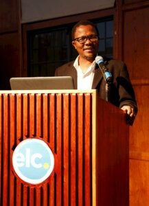 Prof Sakhela Buhlungu, Dean of the Faculty of Humanities at UCT