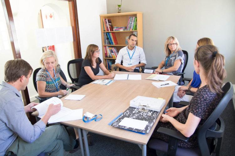 TEFL UCT English language Centre
