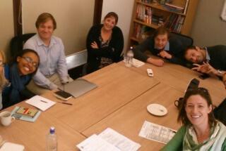 Teachers Meeting on a Friday