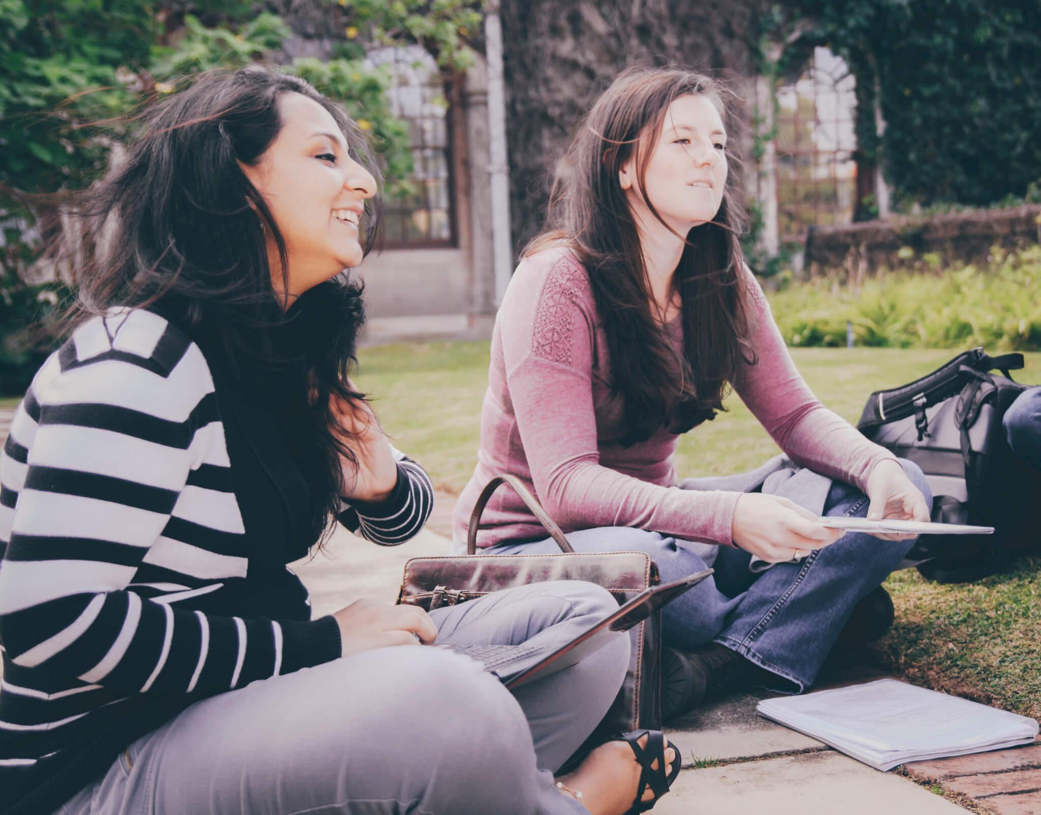 UCT English Language Centre Students