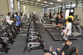 UCT Gym | UCT English Language Centre