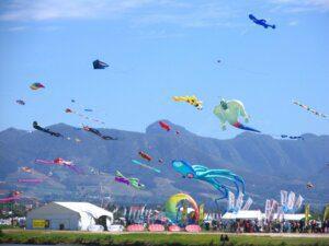 Kite Festival | Mother City Spring | UCT English Language Centre