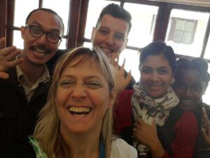 UCT English language Centre | English Teacher Christelle