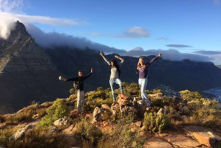On Top of the World (Lion's Head)