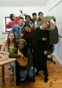 UCT English Language Centre | School, Student and Class Photos | Study Travel