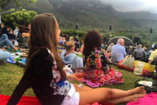 Summer Sunset Concerts at Kirstenbosch