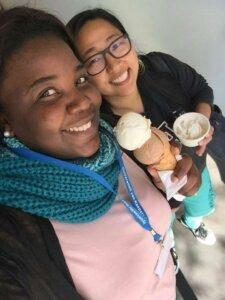 Luisa and Thassia - Icre Cream Sundays