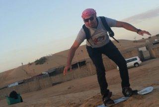 Sandboarding Adventures