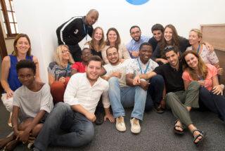 Group Photo at Reception
