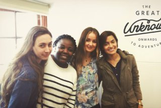 Our Lovely Ladies from Brazil, Angola, Turkey and Colombia