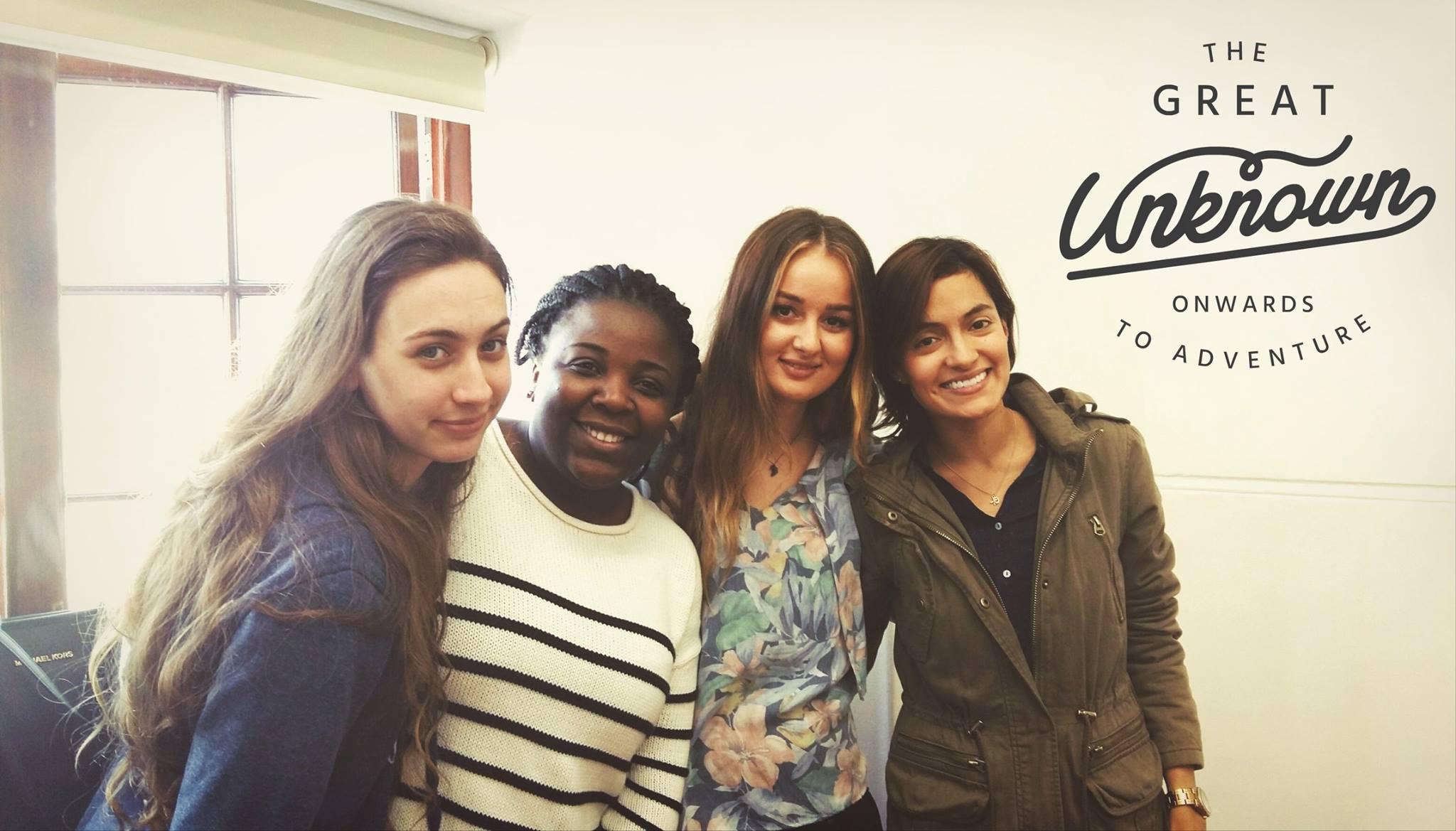 Being an International Language Student | UCT English Language Centre