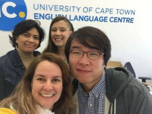UCT English Language Centre | School, Student and Class Photos