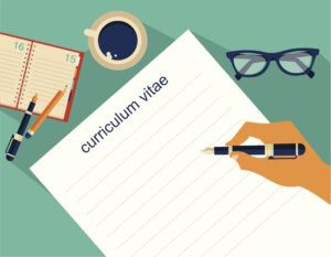 Writing a CV | UCT English Language Centre