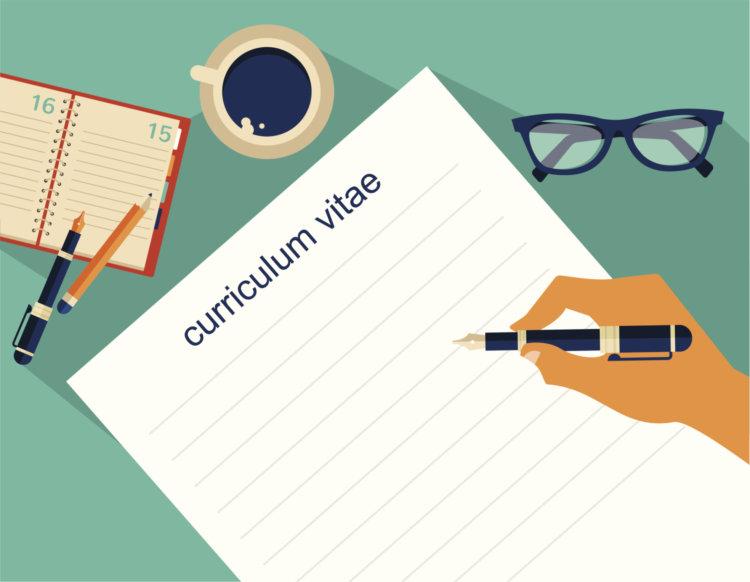 Writing a CV | UCT English Language Centre