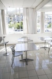 Student Residence - Dining Room