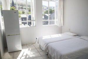 Student Residence - Fridge in All Rooms