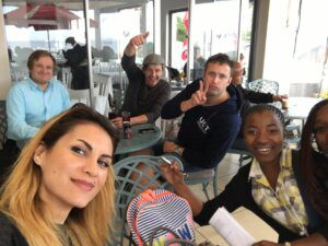English Students   UCT English Language Centre