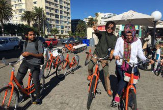 Sea Point Promenade Cycling