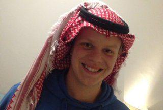 When a Belgian becomes an Arab