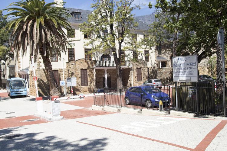 UCT English Language Centre | Rosedale Building | Hiddingh Campus