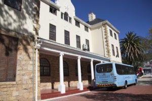 Rosedale Building | Hiddingh Campus | Jammmie Bus Stop
