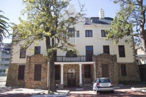 Rosedale Building | UCT English Language Centre