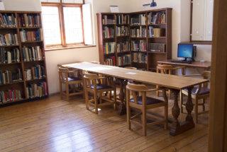 Hiddingh Hall Library