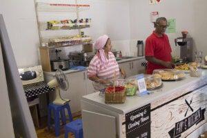 Fay's Kitchen | UCT English Language Centre