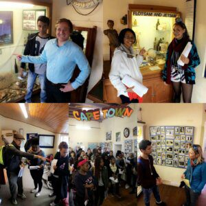 Student Outing | UCT English Language Centre | Simon's Town Museum