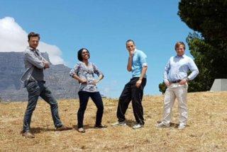 Teachers Liam, Nobs, Alex and Luke