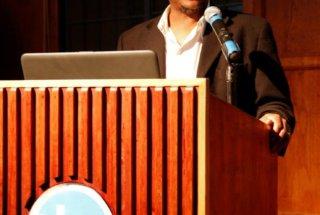 Dean of Humanities, Prof. Sakhela Buhlungu