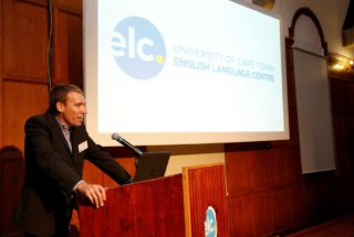 Simon Harrison, Director of ELC