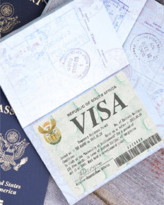 Tourist Visa | South Africa | UCT English Language Centre