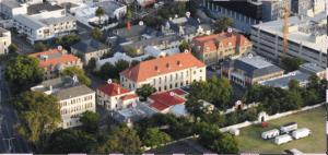 Building Map | Hiddingh Campus | UCT