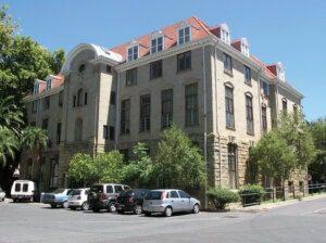 Michaelis Art Building   Hiddingh Campus