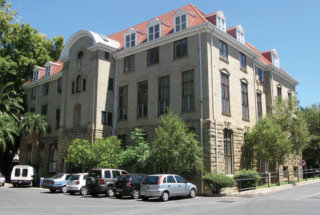 Michaelis School of Fine Art Hiddingh Campus