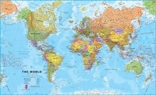 World map archives learn english with uct english language centre tag world map gumiabroncs Gallery