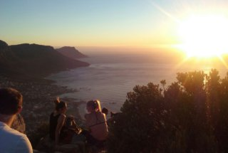 Signal Hill Sunset