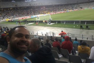 Cape Town Football Match
