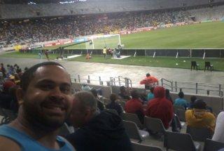 Cape Town Football Match